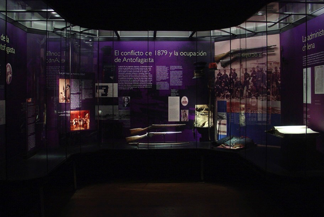 Muestra Permanente Museo Regional De Antofagasta (5)