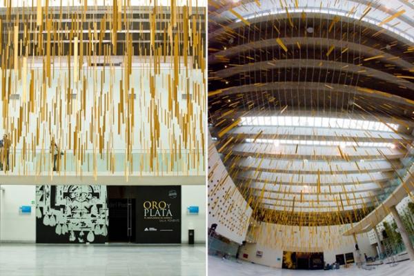 """Exposición """"oro y plata, el resplandor de américa"""" (4)"""