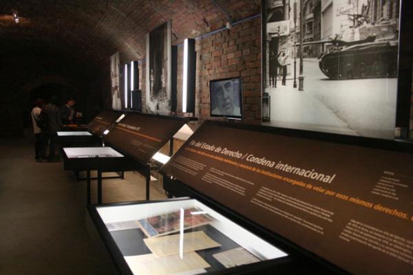 Exposición Itinerante Museo De La Memoria Y Los Ddhh (2)