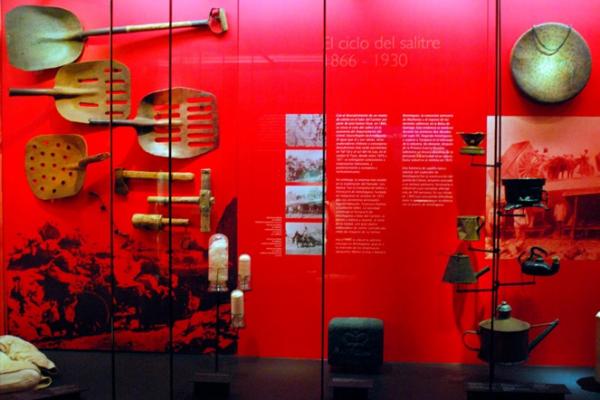 Muestra Permanente Museo Regional De Antofagasta (1)