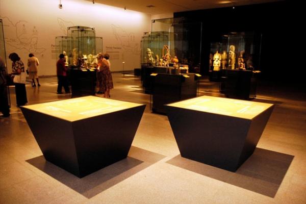Museografia y Expo - Exposición Mexico Del Cuerpo Al Cosmos (1)