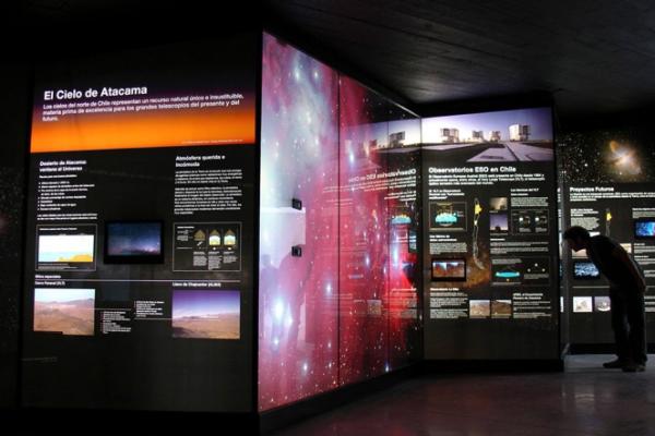 Sala De Astronomía ESO (1)
